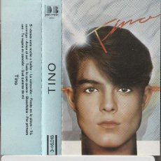Cassetes antigas: TINO (CASSETTE BELTER 1984) PARCHIS. Lote 212662381
