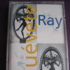Casetes antiguos: RAY CASETE DRO 1994 PRECINTADO - MUÉVETE - SYNTH POP ELECTRONICA TECNO . Lote 168727972