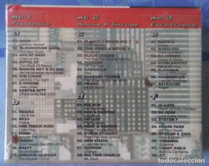 Blanco y negro mix 7 pop dance,house & garaje,e - Sold