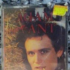 Casetes antiguos: ADAM ANT STRIP CASSETTE CBS 1983 PRECINTADA!!. Lote 169073776