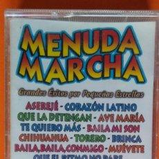Casetes antiguos: MENUDA MARCHA OPEN RECORDS 2002 PRECINTADA!!. Lote 169094856