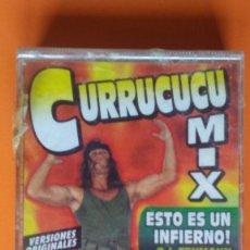 Casetes antiguos: CURRUCUCU MIX PRODISC 1996 ELECTRONIC/EURO HOUSE REF CMSB-001 PRECINTADA!!. Lote 169295332