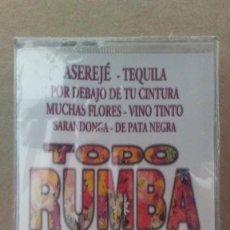 Casetes antiguos: TODO RUMBA MIX OPEN RECORDS 2002 PRECINTADA!!. Lote 169310376