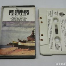 Cassettes Anciennes: CASETE - LOS GAVILANES - JACINTO GUERRERO - DOLORES RIPOLLÉS ORQUESTA DE CONCIERTOS DE MADRID - 1978. Lote 169330596