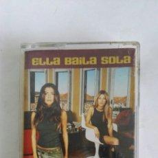 Casetes antiguos: ELLA BAILA SOLA MARTA Y MARILIA CINTA. Lote 170463570
