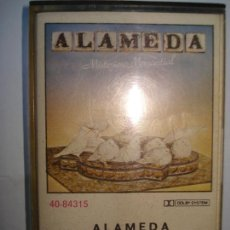 Casetes antiguos: CASETE DE ALAMEDA, MISTERIOSO MANANTIAL . Lote 170556620