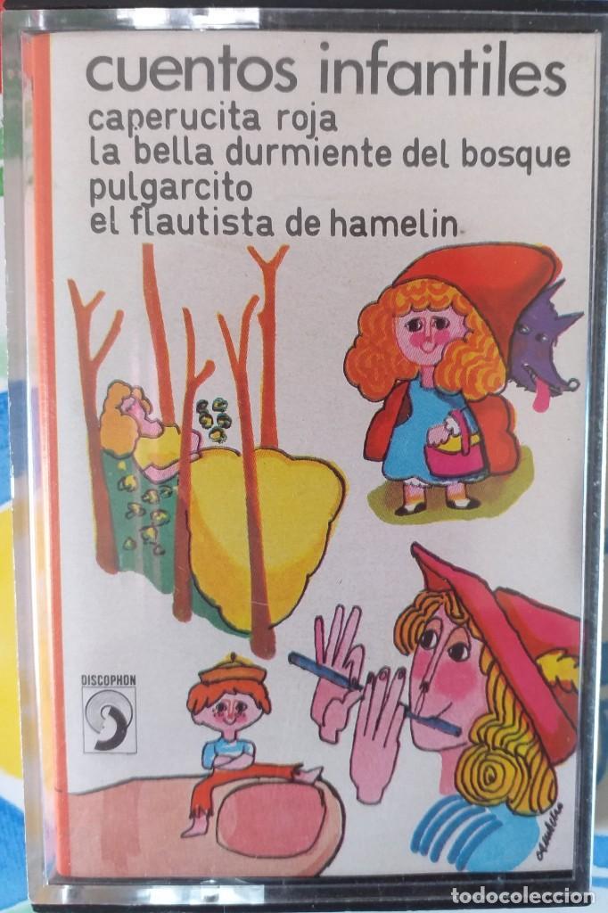 CUENTOS INFANTILES (Música - Casetes)