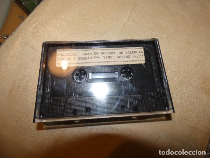 Casetes antiguos: Cassete Fabio Miano, Jazz en Albacete caseta delos jardinillos año 1983. Se escucha bien. - Foto 3 - 171164152