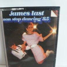 Casetes antiguos: JAMES LAST ( NON STOP DANCING '85). Lote 171187034