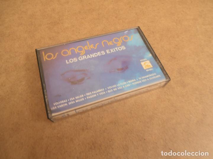 LOS ANGELES NEGROS CASSETTE - CINTA (Música - Casetes)