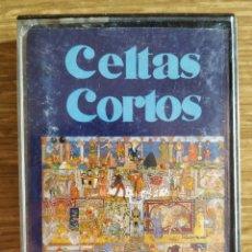 Casetes antiguos: CASSETTE CELTAS CORTOS - CUÉNTAME UN CUENTO (1991). Lote 171215545