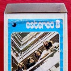 Casetes antiguos: ESTEREO 8. CASETE. THE BEATLES. VOL.II. 1967- 1970. EMI. ODEON. 14 CANCIONES. ESPAÑA. AÑO: 1973.. Lote 171768928