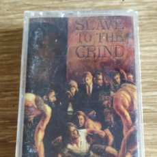 Casetes antiguos: CASSETTE SKID ROW - SLAVE TO THE GRIND (1991, USA). Lote 171840637