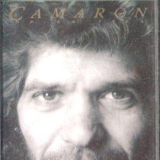 Casetes antiguos: CAMARÓN DE LA ISLA. UNA LEYENDA FLAMENCA. CASE-16632. Lote 206924201