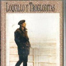 Casetes antiguos: LOQUILLO Y TROGLODITAS - MIENTRAS RESPIREMOS - 1 CASETE - HISPAVOX 1993 - BIEN CONSERVADO. Lote 172312665