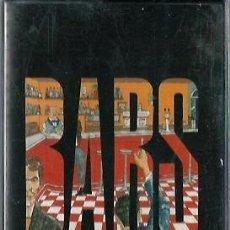 Casetes antiguos: BARS - BARS - PRIMER LP ORIGINAL - 1 CASSET - DISCMEDI 1989 - BEN CONSERVAT. Lote 172313262