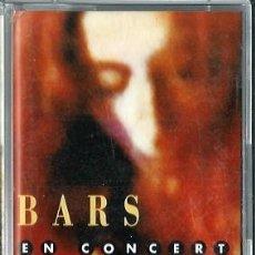 Casetes antiguos: BARS EN CONCERT - 1 CASSET - DISCMEDI 1994 - BEN CONSERVAT. Lote 172313388