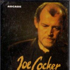 Casetes antiguos: JOE COCKER. THE VERY BEST OF. CASE-16640. Lote 206924312