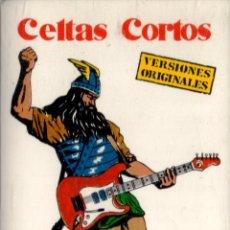 Casetes antiguos: CELTAS CORTOS. GRANDES EXITOS. VERSIONES ORIGINALES. CASE-16649. Lote 206924403