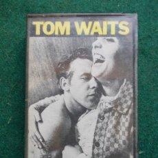 Casetes antiguos: TOM WALTS RAIN DOGS. Lote 172760200