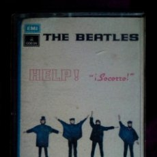 Casetes antiguos: CASSETTE THE BEATLES, HELP!. Lote 173192302