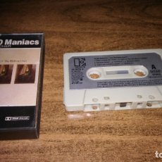 Casetes antiguos: 10.000 MANIACS - THE WISHING CHAIR. Lote 173496197
