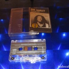 Casetes antiguos: BOB MARLEY ( CHANCES ARE ) - CASSETTE - K 499 183 - WEA - MELLOW MOOD - SOUL REBEL - STAY WITH ME ... Lote 173651278