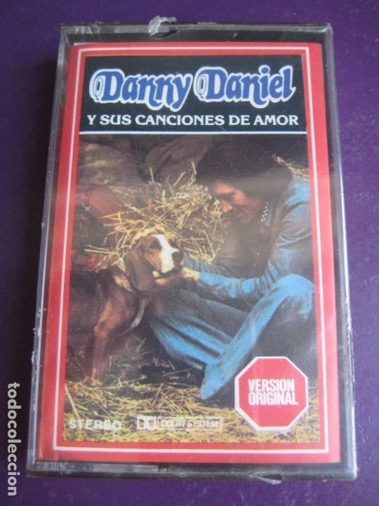 DANNY DANIEL Y SUS CANCIONES DE AMOR CASETE POLYDOR PRECINTADA - BALADA ROMANTICA POP (Música - Casetes)
