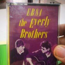 Casetes antiguos: CASETE THE EBERLY BROTHERS EB 84 - NUEVO PRECINTADO. Lote 174151729