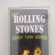 Casetes antiguos: CASETE ROCK/THE ROLLING STONES/HONKY TONK WOMAN.. Lote 174207932