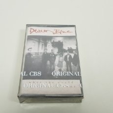 Casetes antiguos: JJ8- DEACON BLUE WHEN THE WORLD KNOWS YPUR NAME CASSETTE NUEVO PRECINTADO N2. Lote 174309987