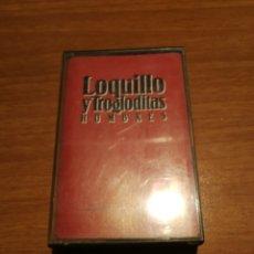 Casetes antiguos: LOQUILLO Y TROGLODITAS HOMBRES. Lote 174371748