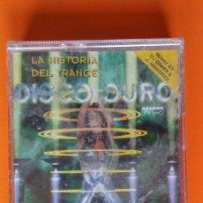Casetes antiguos: DISCO DURO LA HISTORIA DEL TRANCE ARCADE 1995 ELECTRONIC PRECINTADA!!. Lote 174382164