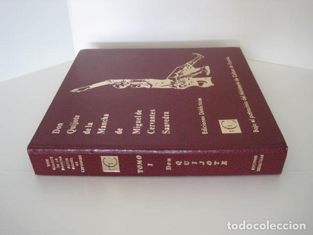 Casetes antiguos: DON QUIJOTE DE LA MANCHA DE MIGUEL DE CERVANTES SAAVEDRA. 35 CASSETTES. EDICIONES DIDÁCTICAS. - Foto 2 - 174383199