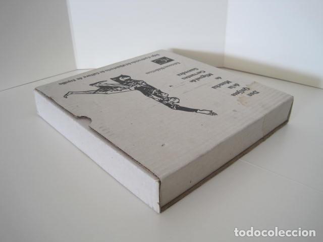 Casetes antiguos: DON QUIJOTE DE LA MANCHA DE MIGUEL DE CERVANTES SAAVEDRA. 35 CASSETTES. EDICIONES DIDÁCTICAS. - Foto 15 - 174383199