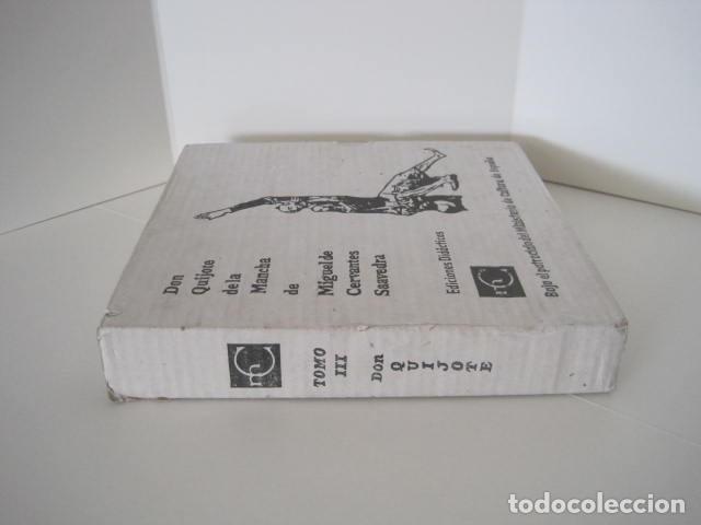 Casetes antiguos: DON QUIJOTE DE LA MANCHA DE MIGUEL DE CERVANTES SAAVEDRA. 35 CASSETTES. EDICIONES DIDÁCTICAS. - Foto 17 - 174383199