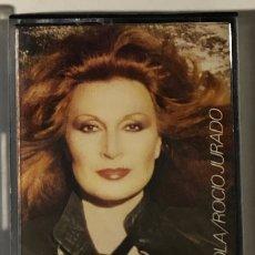 Cassettes Anciennes: ROCIO JURADO - COMO UNA OLA CASSETTE. Lote 174467764