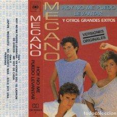 Casetes antiguos: MECANO GRANDES EXITOS, CASETE SPAIN 1986 . Lote 174492959