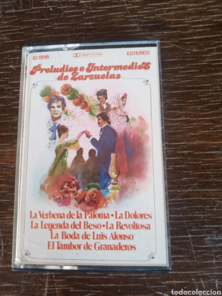 ZARZUELA (Música - Casetes)