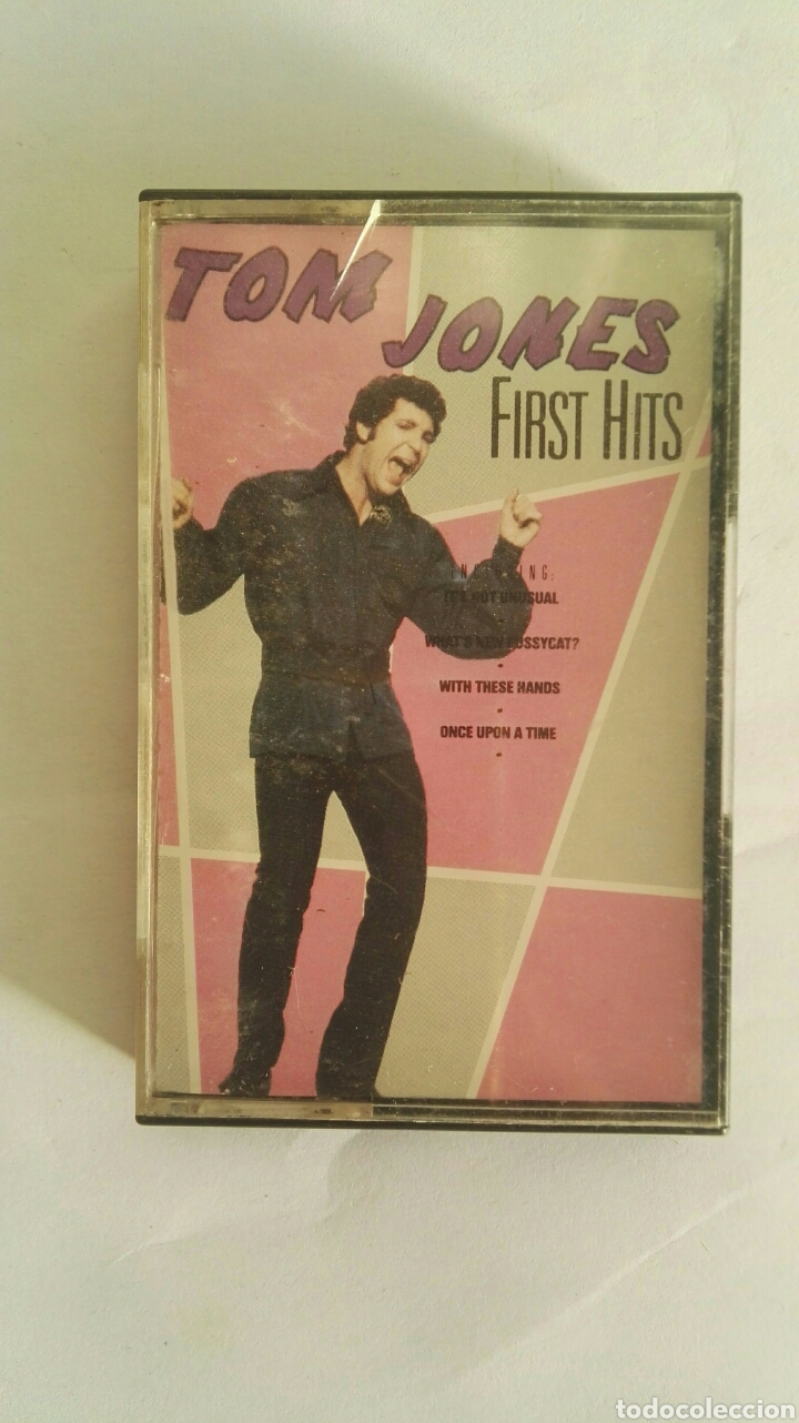TOM JONES FIRTS HITS (Música - Casetes)