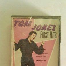 Casetes antiguos: TOM JONES FIRTS HITS. Lote 174517398