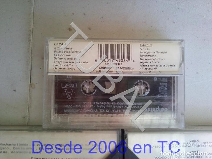 Casetes antiguos: TUBAL lotazo 5 casetes albert pla ana belen fleetwood mac envío 2,35 € ordinario para 2019 - Foto 2 - 175634370