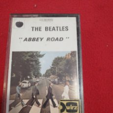 Casetes antiguos: CINTA DE CASSETTE THE BEATLES ABBEY ROAD. Lote 176492529