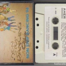 Casetes antiguos: NON STOP DANCING 94 CASSETTE 1994 CORONA CAPPELLA . Lote 176520330