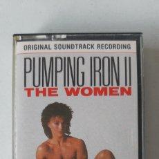 Casetes antiguos: PUMPING IRON II. THE WOMEN.. Lote 176540010