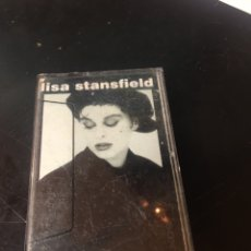 Casetes antiguos: LISA STANSFIELD - AFFECTION - CASETE - . Lote 176975165
