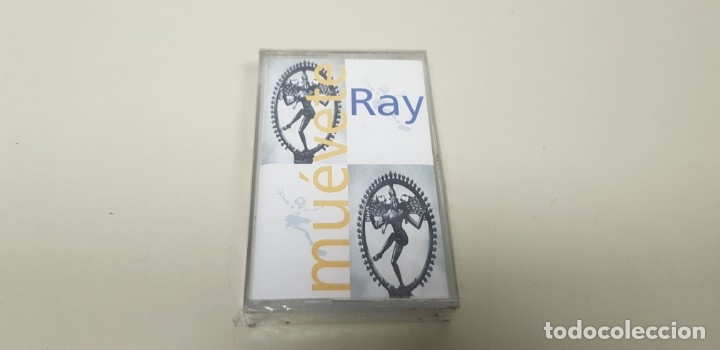 JJ9- RAY MUEVETE CASSETTE NUEVO PRECINTADO LIQUIDACION!!! (Música - Casetes)