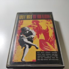 Casetes antiguos: GUNS N' ROSES. USE YOUR ILLUSION I.. Lote 178229218