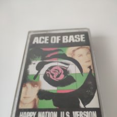 Casetes antiguos: ACE OF BASE. HAPPY NATION (U.S. VERSION). Lote 178260730