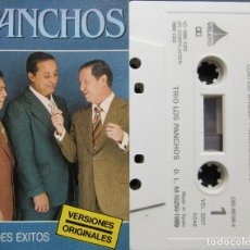 Casetes antiguos: LOS PANCHOS - LOTE CASETES - VER DESCRIPCIÓN Y FOTOS. Lote 178367248